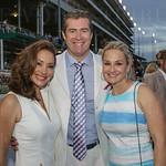 Shannon and Kendall Cogan with Jill Baffert.