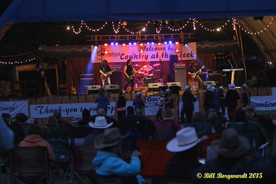 Nick Gilder & Sweeney Todd - Country At The Creek 2015 0455