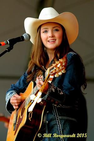 June 19 - 20, 2015 - Country At The Creek Festival at Big River, Saskatchewan
