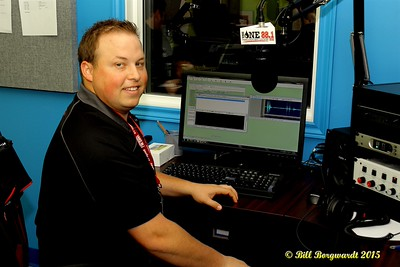 Chad Coughlin, Morning News Anchor - FM 88.1 The One Sign On 019