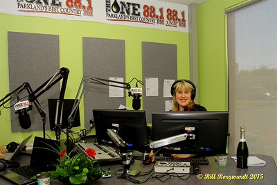 Main Studio - Jenn Dalen - FM 88.1 The One Sign On 029