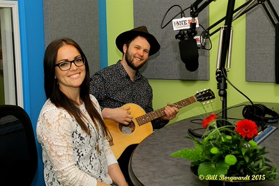 Kasha Anne & Mitch Smith - The Orchard - FM 88.1 The One Sign On 038