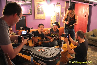 King & Cash video shoot at Cook County Saloon 544