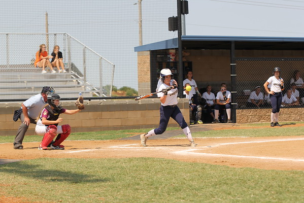 KHS SOFTBALL VS CASHION