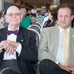 Harold Richardson, Jr. and Keith Cupp.