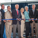 The Ribbon Cutting with Dr. Mark Lynn, Governor Steve and First Lady Jane Beshear, Lt. Governor Crit Luallen and Mayor Greg Fischer.