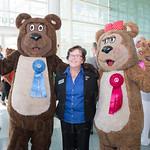 Nancy Cox and the Fair Bears.