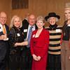 Thomas Bond, Jr., Doreen Bond, Chuck and Isla Wieting, Jean Zehnder and Shannon Hunt.
