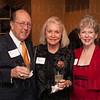 Thomas Bond, Jr., Doreen Bond and Isla Wieting.
