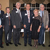 Chuck Wieting, Chris Murphy, Mike Palmisano, Jack Stewart, Bill Shewciw, Marlene Meyer, Bill Malone and Vince O'Neill.