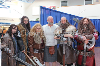 GRAHAM MCTAVISH, THE HOBBIT