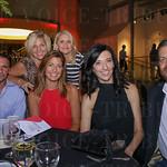 Eric Veckman, Mary Kay and Amy Hoffman, Kristie Blackburn and Ashley and Adam Shadburne.