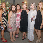 Val Claycomb, Grace and Sue Greenwell, Marlene Youngblood, Courtney Newby and Sarah Greenwell.