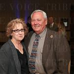 Margo and Larry Kizer.