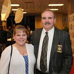 Barbara Winters and John Detherage.