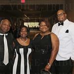 Ray and Donna Barker, and Kahlilah Morton, Jeremiah Morton.