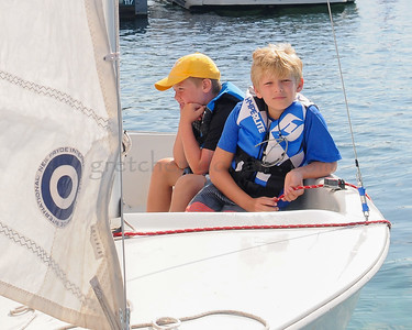Pre-Race Sailors