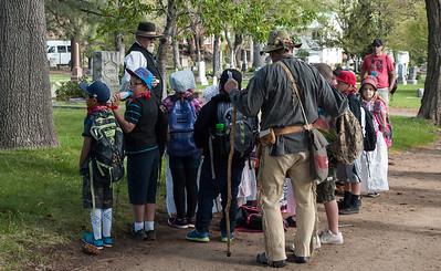 2015 Lassen County 3rd Grade History Day