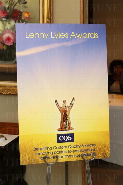 2015 Lenny Lyle Awards Banquet
