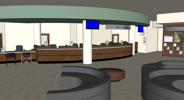 2015 Lobby Reconfiguration