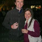 Connor O\'Driscoll and Kim Boland.