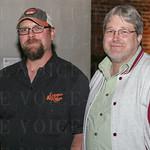 Alan Bishop and Bill Drasler.