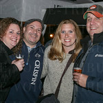 Sara and Joe Eichhorn, Kelly Rietow and Mike Christensen.
