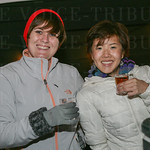 Caitlin Templet and Christine Xu.