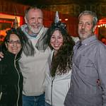 Kathy, David, Desiree and John Walters.