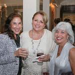 Faye Weinberg Roth, Jackie McRae and Susan Bronner.