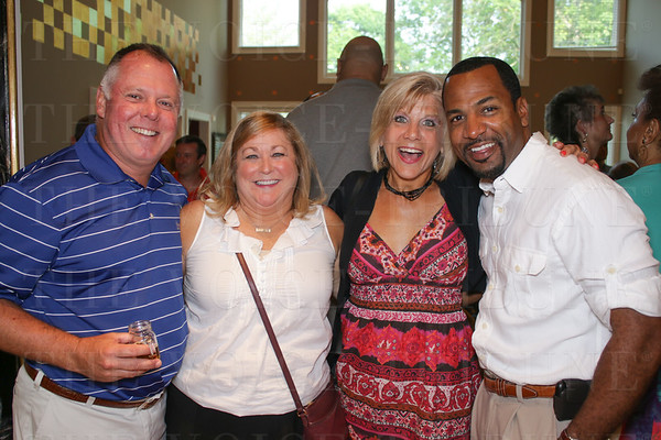 2015 Louisville Sports Commission Legends Open VIP Reception