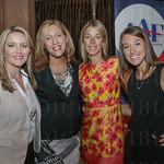 Jennifer Baileys, Andrea Stahlman, Karen Willis and Kristin Tenhundfeld.
