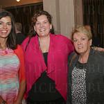 Caroline Oyler and Karen and Linda Roalofs.