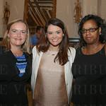 Melissa Roberts, Hillary Chinn and Margaret Harris.