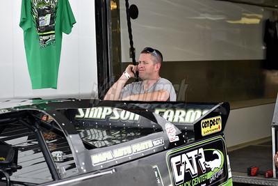 Gus Farmer, Chad Simpson