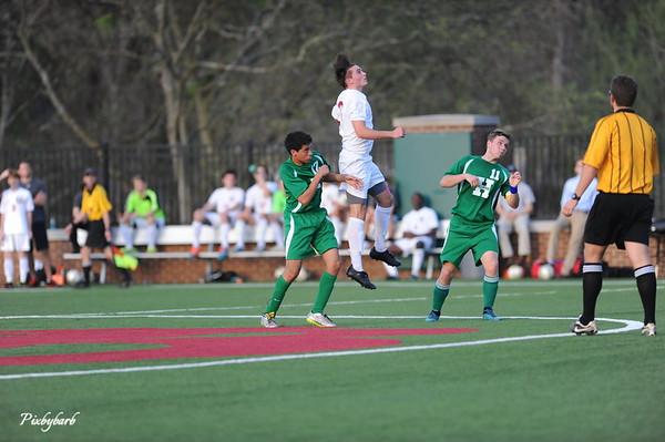2015 MBA Soccer vs Hillsboro