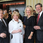 Charles Friedman, event co-chair Dr. Diane Tobin, Cindy and David Daunhauer.