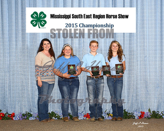 2015 MS 4-H State Championship Horse Show