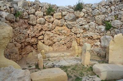 Ggantija Temples - From 3600BC