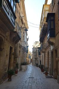 Vittoriosa Alleyways