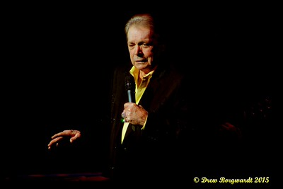 Mickey Gilley at Shoctor Theatre 032