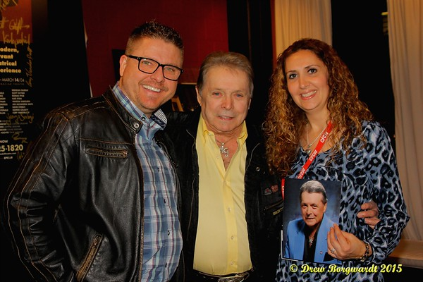 March 6, 2015 - Mickey Gilley at the Shoctor Theatre in Edmonton