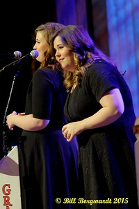 The Secret Sisters - Grand Ole Opry - Nashville 15 0669