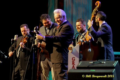 Del McCoury Band - Grand Ole Opry - Nashville 15 0697
