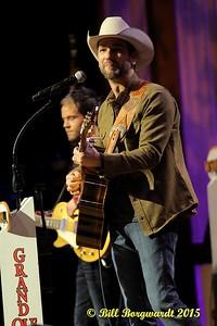 Craig Campbell - Grand Ole Opry - Nashville 15 0642