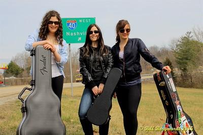 Sydney Mae, Jessy Mossop, Julia Nicholson - Nashville 15 0995