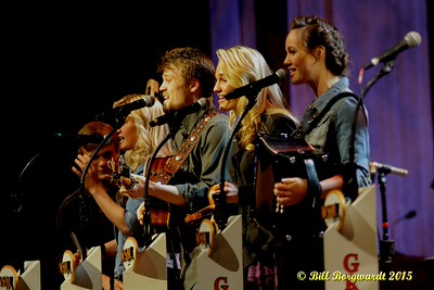 The Willis Clan - Grand Ole Opry - Nashville 15 0728