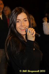 Jessy Mossop - Opry backstage - Nashville 15 0230