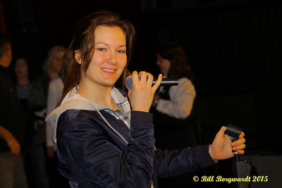 Julia Nicholson - Opry backstage - Nashville 15 0227