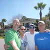 Group selfie with me, Barbara, Radek and Steve